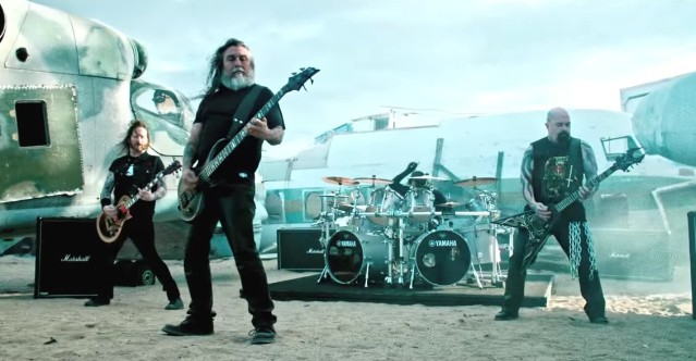Slayer - You Against You (video clip) https://www.gorenography.com