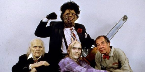 The Texas Chainsaw Masscacre 2