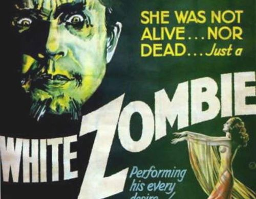 white zombie - reviewed at gorenography